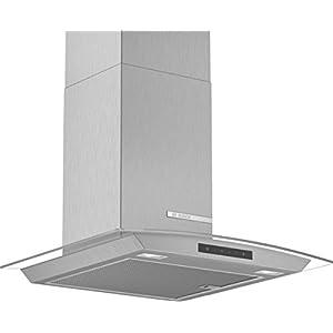 Bosch Serie 4 DWA66DM50 – Campana (600 m³/h, Canalizado, A, A, B, 59 dB)