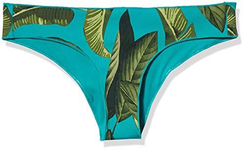Rip Curl Damen Coco Beach Cheeky Hipster Bikini Bottom Bikinihose, türkis, Medium