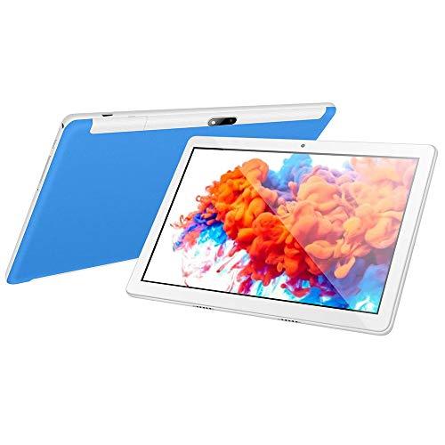 tablet PC Android 10.1 Pulgadas con Bluetooth WiFi 32GB y 64GB de Memoria HD cámara 6000mAh batería Grande