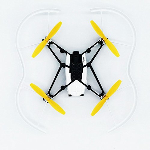 Anbee 4 Colors Propellers Props Combo for Parrot Minidrones Rolling Spider, Airborne Cargo