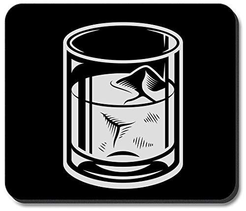Art Plates Mauspad Gentleman's Glass