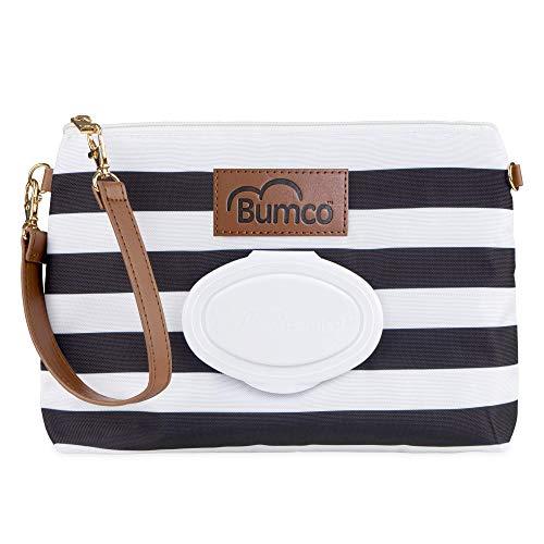 Baby Bumco Diaper Clutch Bag - Water Resistant; Lightweight;...