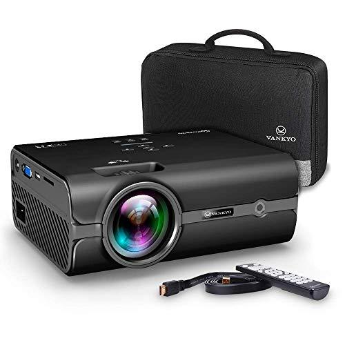 vankyo Leisure 410 Vidéoprojecteur Portable 3600 Lux Rétroprojecteur Mini Projecteur LCD