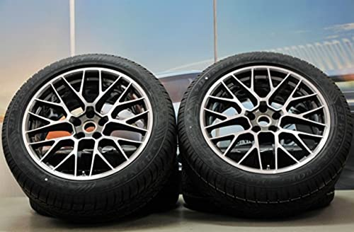 Porsche Macan 20' RS SPYDER Dunlop Winter Sp.4D/wheels - Bicicleta de invierno