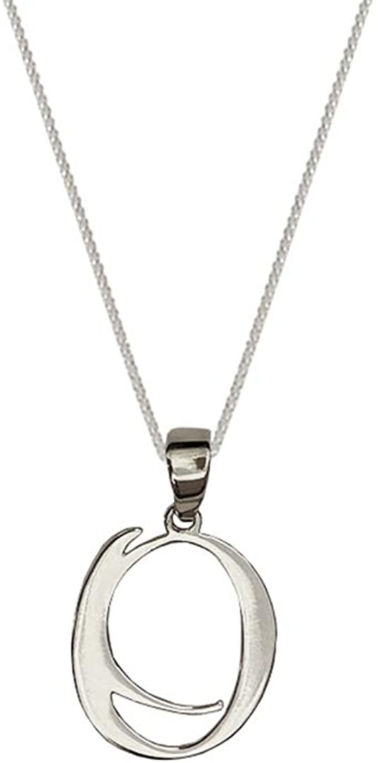 Oklahoma City Mall A ARMARIO Jewelry - Woman Necklace Alphabet Letter .925 Sterling Cheap