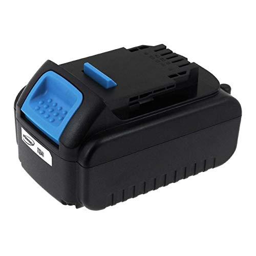 Powery Batería para Dewalt Sierra de calar pendular DCS331M2 4000mAh