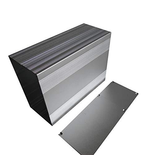 Aluminium-Instrumentenkasten, Be-Tool Aluminium-Projekt-Box Elektronisches Gehäuse für PCB Board DIY