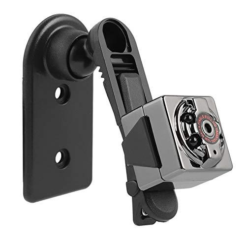 DAUERHAFT Portable Compacto plástico del diseño de los ángulos de visión amplios de la cámara DVR del Coche para Exteriores