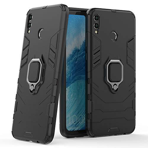 Honor 8X Max Case, Honor 8X Max Stand Case, Honor 8X Max Ring Holder Case, Finger Loop Case com anel giratório de 360 graus para Huawei Honor 8X Max 7,12 polegadas