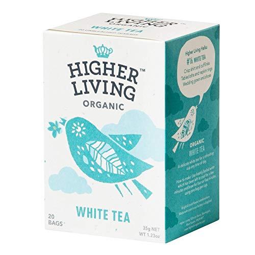 Higher Living - Weißer Tee*