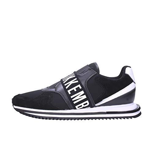 Bikkembergs B4BKM0053 Sneaker Nero/Bianco 43 - Autunno Inverno