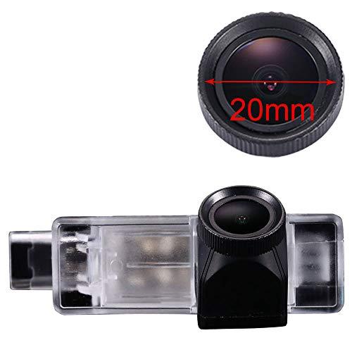 Neues Objektiv HD Einparkhilfe Auto Rückfahrkamera, Super Weitwinkel wasserdichte Nachtsicht Car Camera für Mercedes Benz Vito W639/Citroen Jumper Kombi Minivan/Space Tourer/Nissan/Peugeot/Citroen