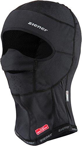 Ziener Iquito GTX Inf Box - Máscara de esquí para Adultos, Talla L, Color Negro, Unisex Adulto, 802208-BOX, Negro, Large