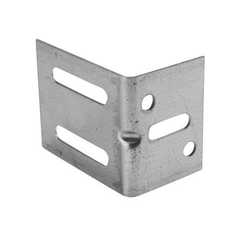 UA Anschlagwinkel 75mm / 10 Stück Anschlusswinkel für UA- Ständerwerkprofil Aussteifungsprofil Trockenbau Winkelprofil