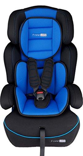 BabyGo Autokindersitz Freemove Gr. I/II/III (9-36kg) blau