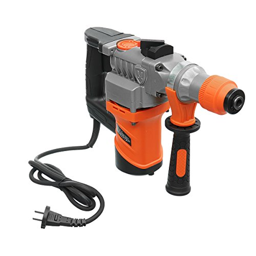 SCROLLER 1680W Electric Hammer Demolition Jack Hammer Drill Double Insulated Concrete Breaker