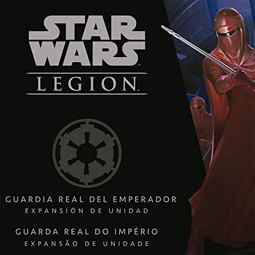 Star Wars: Legion - Guarda Real Do Império Galápagos Jogos Diversos