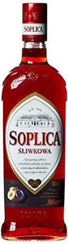 1 Flasche Soplica Sliwkowa 32% vol. Alk. a 0,5L Pflaume Pflaumenlikör