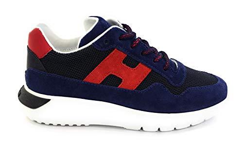 Hogan Interactive Bambino HXC3710AP30NNL Blu Sneaker Estate 33