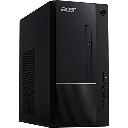 Acer Aspire TC Desktop Intel Core i5-10400 2.9GHz 8GB Ram 1TB HDD Win 10 Home (Renewed)