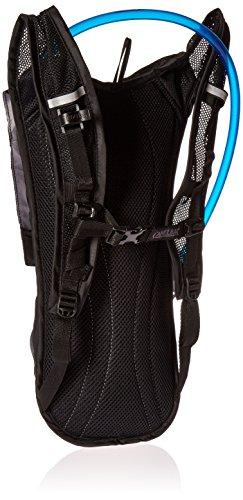 CamelBak 1121002000 Classic Crux Reservoir Hydration Pack, Black/Graphite, 2.5 L/85 oz