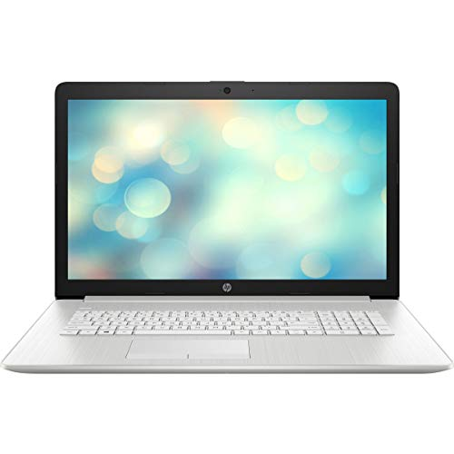 HP 17 - Silber - 17,3' FHD - Intel Core i7 1065G7 - 64GB RAM - 2000GB SSD - DVD-Brenner - Windows 10 Pro - Office 2019 Pro #mit Funkmaus +Notebooktasche