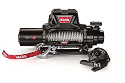 WARN 96800 VR8 12V Electric Winch for FJ Cruiser