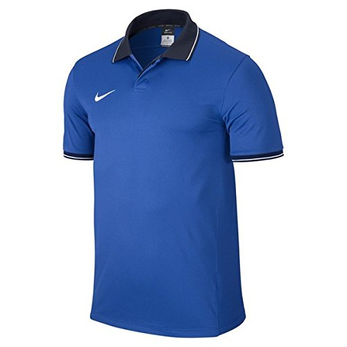 Nike Squad14 T-Shirt Homme, Royal Blue/Obsidian/White, FR : S (Taille Fabricant : S)