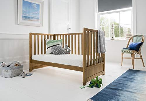Silentnight Safe Nights Airflow Cot / Toddler Bed Mattress | 140 x 70 cm | Foam & Chemical Free |...