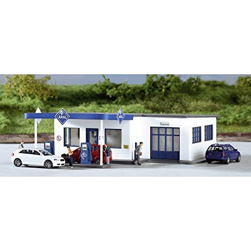 Piko H0 61827 H0 stacja benzynowa ARAL