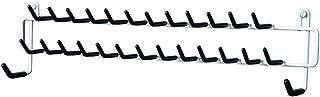 ClosetMaid 8051 Tie and Belt Rack, White