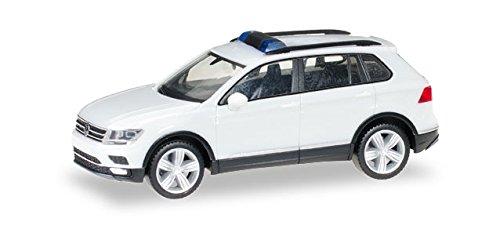 Herpa 013109 MiniKit: VW Tiguan, Weiß