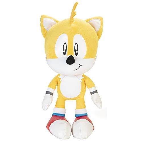 Sonic The Hedgehog Tails Jumbo Peluche 40,5 cm di altezza