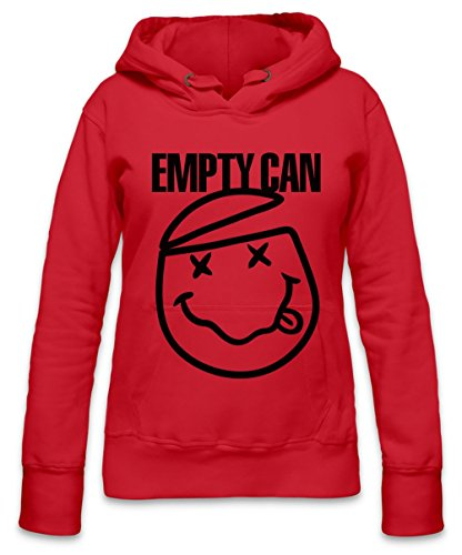 MGK Empty Can Womens Hoodie Medium