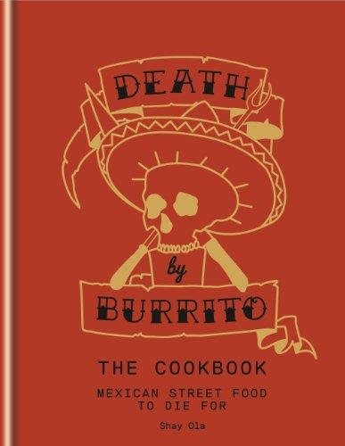 Death by Burrito (English Edition)