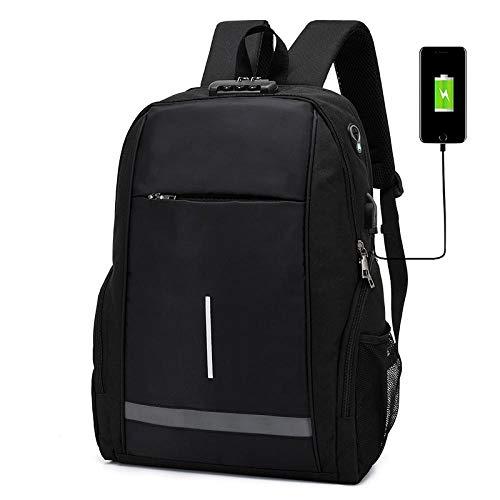 Rugzak dames nieuwe reistas voor zakenmensen, USB-oplaadkabel, diefstalbeveiliging, computertas, schooltas, hoge capaciteit