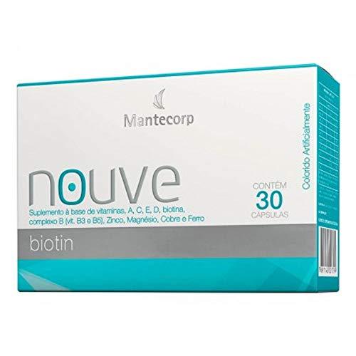 Nutricosmético 30 Cápsulas, Nouve Biotin