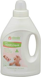 Abode Fragrance Free Baby Laundry Liquid, 1 liter