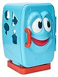 TOMY 'Kalli der Kühlschrank' - lustiges Kinderspielzeug mit verschiedenen Formen und Farben für...