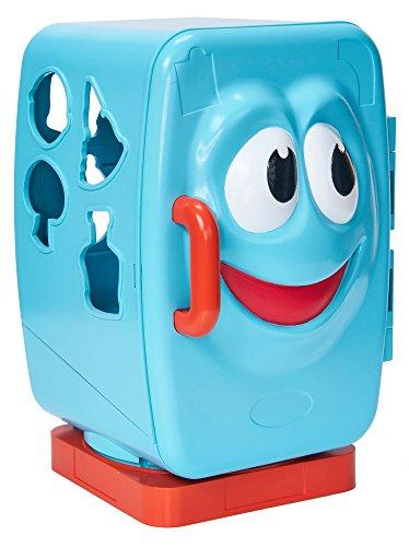 """TOMY \""""Kalli der Kühlschrank\"""" - lustiges Kinderspielzeug mit verschiedenen Formen und Farben für Kinder ab 4 Jahre"""