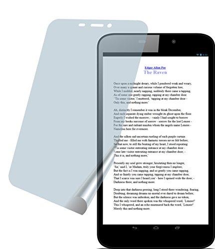 4ProTec I Odys Orbit LTE (2 Stück) Premium Bildschirmschutzfolie Displayschutzfolie ANTIREFLEX Schutzhülle Bildschirmschutz Bildschirmfolie Folie