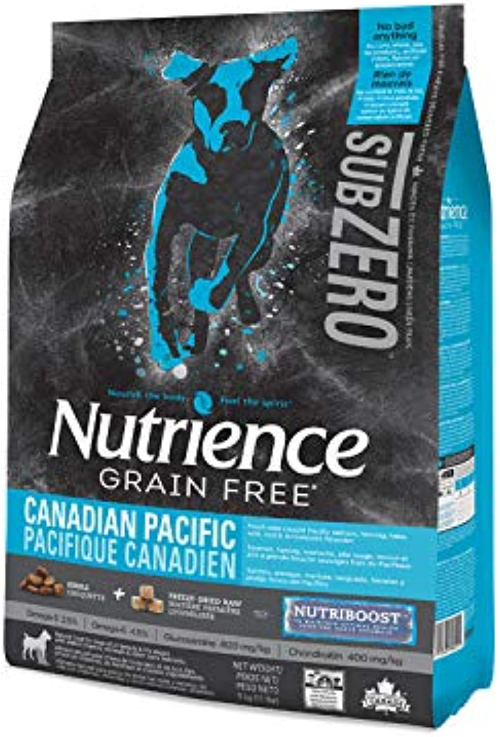 Nutrience Subzero Canadian Pacific Dog Food (11lb)