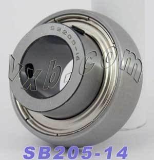 "SB205-14 Bearing 7/8"" inch Bore Insert Mounted Bearings"