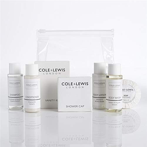 Cole & Lewis White Collection