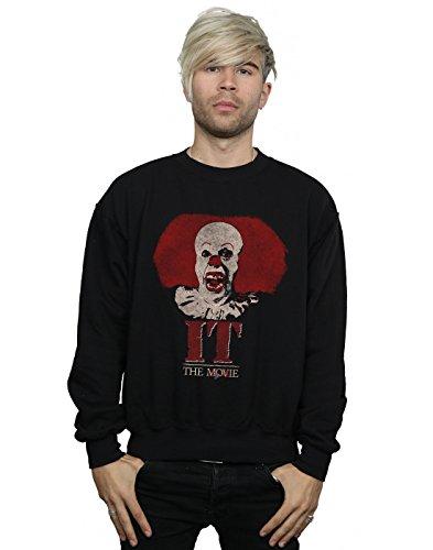 Absolute Cult It (1990) Hombre Pennywise Clown Logo Camisa De Entrenamiento