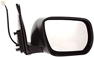 06-11 12 13 Suzuki Grand Vitara Passengers Side View Power Smooth Mirror Heated