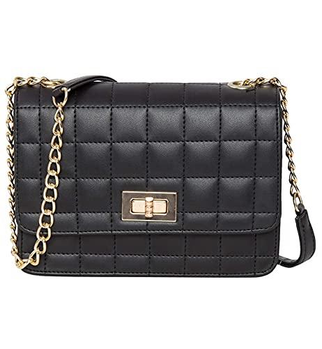 Star Dust sling bags for women latest | sling bags for girls stylish latest | handbag for girls and womens (Black)
