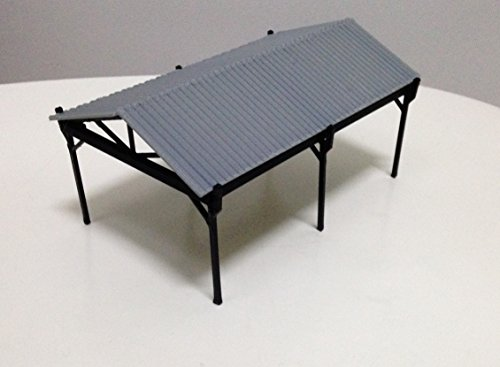 Outland Models Railway Small Shed for Autos/Goods HO OO Scale