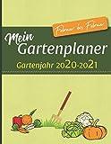 Mein Gartenplaner Gartenjahr 2020-2021: Plane deine Pflanzen- und Gartengestaltung mit diesem Jahresplaner von Februar bis Februar