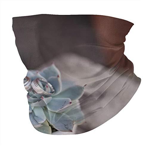 Sciarpa per la testa, personalizzabile, ideale per attività all'aperto, per lo sport, un vaso di carne